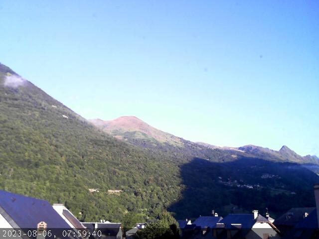 Webcam en Luz Saint Sauveur (Pueblo)